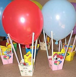 balloon traktatie